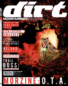 Dirt Magazine article