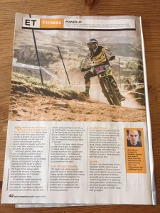 Sport Mag Article